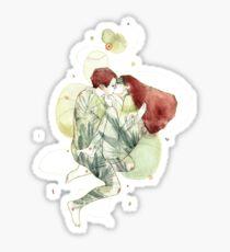 Beso - tacto suave Sticker