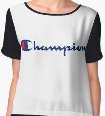 Champion Sports Women's Chiffon Top
