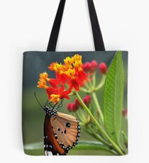 Rishikesh butterfly Tote Bag