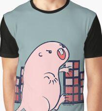 Mole Rat Zilla Graphic T-Shirt