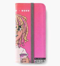 LIL PUMP BOSS iPhone Wallet/Case/Skin