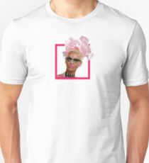 amber flower rose tee T-Shirt