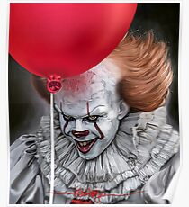 Pennywise The Dancing Clown Poster
