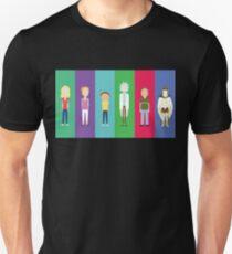 Rick and Morty - Minimalists T-Shirt