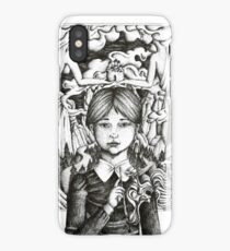Little artist iPhone Case