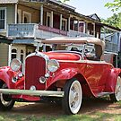 1932 Plymouth Sports Roadster 3 by DaveKoontz