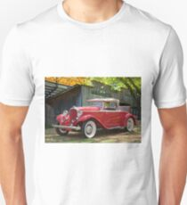 1932 Plymouth Sports Roadster 2 T-Shirt