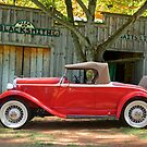 1932 Plymouth Sports Roadster 1 by DaveKoontz