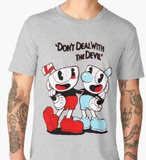 Cuphead Men's Premium T-Shirt