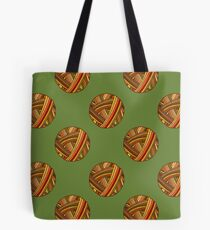 Autumn Yarn Tote Bag