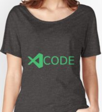 visual studio code insider Women's Relaxed Fit T-Shirt
