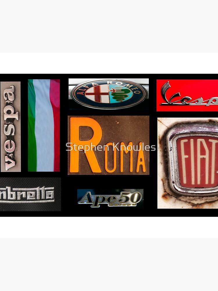 Italian Brands by stephenknowles