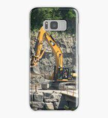 Big Cat Samsung Galaxy Case/Skin