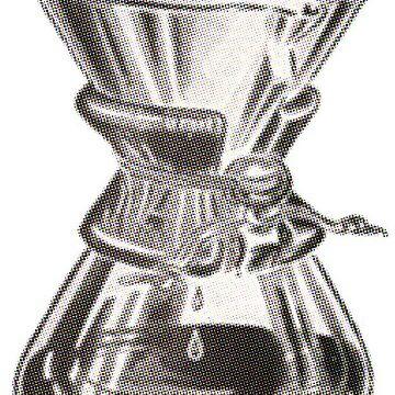 Chemist coffee maker vintage by AnarchaBarista