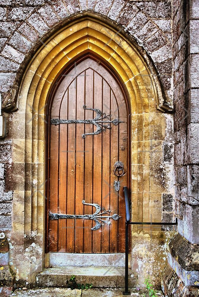 Heavenly Door by Catherine Hamilton-Veal  ©