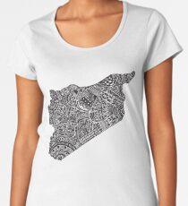 Syria  Women's Premium T-Shirt