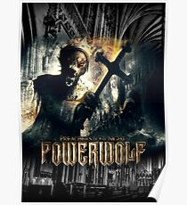 Powerwolf - Preachers of the Night Poster