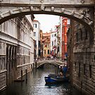 Under the Bridge of Sighs - Venice by Yannik Hay