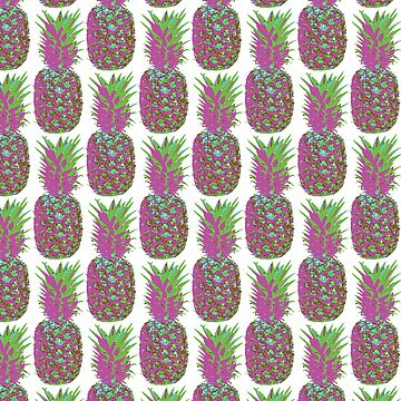 Pineapple Pattern by solidlymade