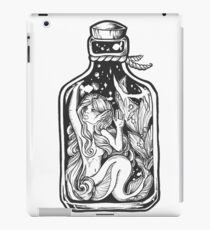 Mermaid in a Bottle iPad Case/Skin