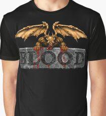 Blood (Logo) Graphic T-Shirt