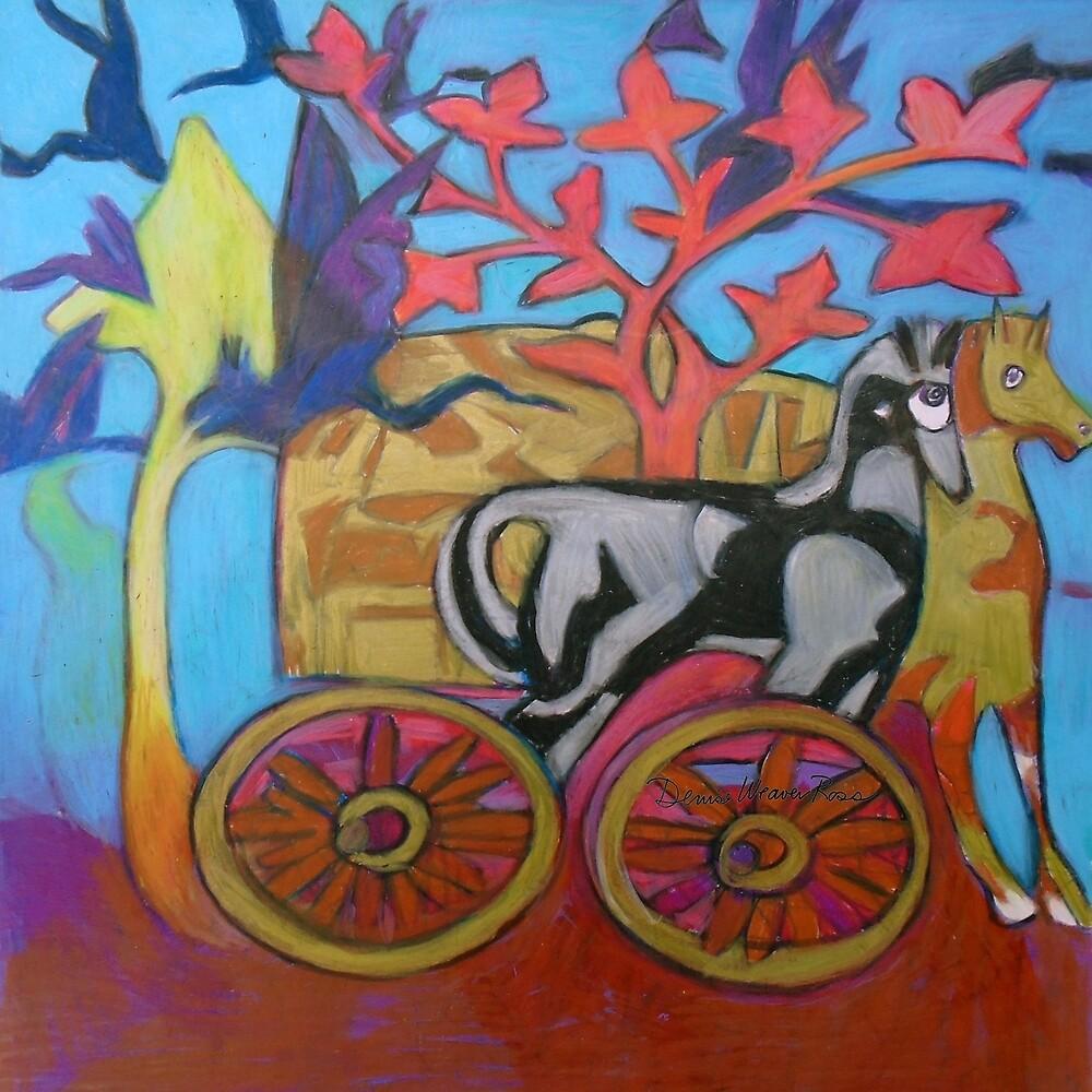 Vantoase by Denise Weaver Ross