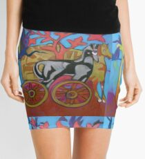 Vantoase Mini Skirt