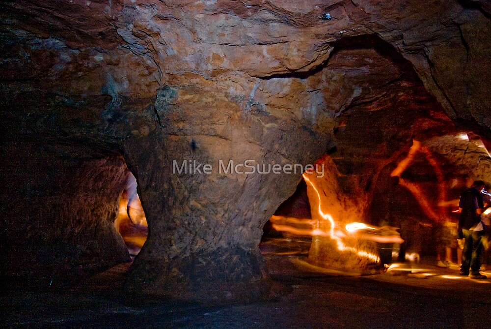 redcliffe caves bristol by Mike McSweeney