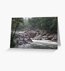 Mossman Gorge Greeting Card