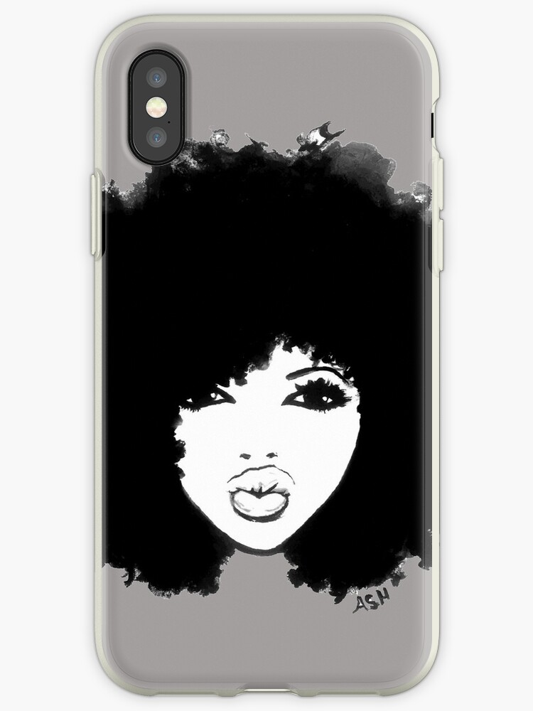 coque iphone xs afro