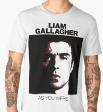 As You Were Men's Premium T-Shirt