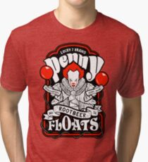 Floats Tri-blend T-Shirt