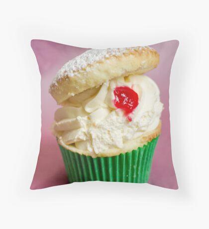 Cupcake II Throw Pillow