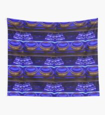 Big Bass Blu-light speakers Wall Tapestry
