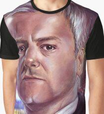 DI Lestrade Graphic T-Shirt
