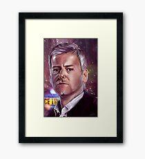 DI Lestrade Framed Print