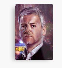 DI Lestrade Metal Print