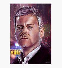 DI Lestrade Photographic Print