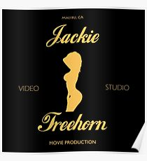 JACKIE TREEHORN Productions Poster