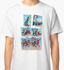 Camiseta clásica Danza Vento Aureo