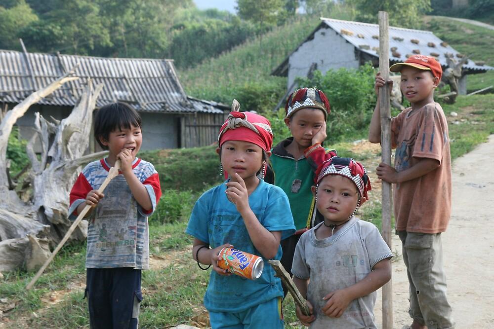 Taphin Village Kids by styles