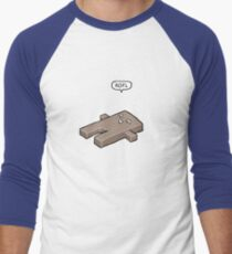 The Happiness Men's Baseball ¾ T-Shirt