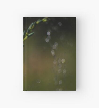 Blue Flowers really do Exist! Hardcover Journal