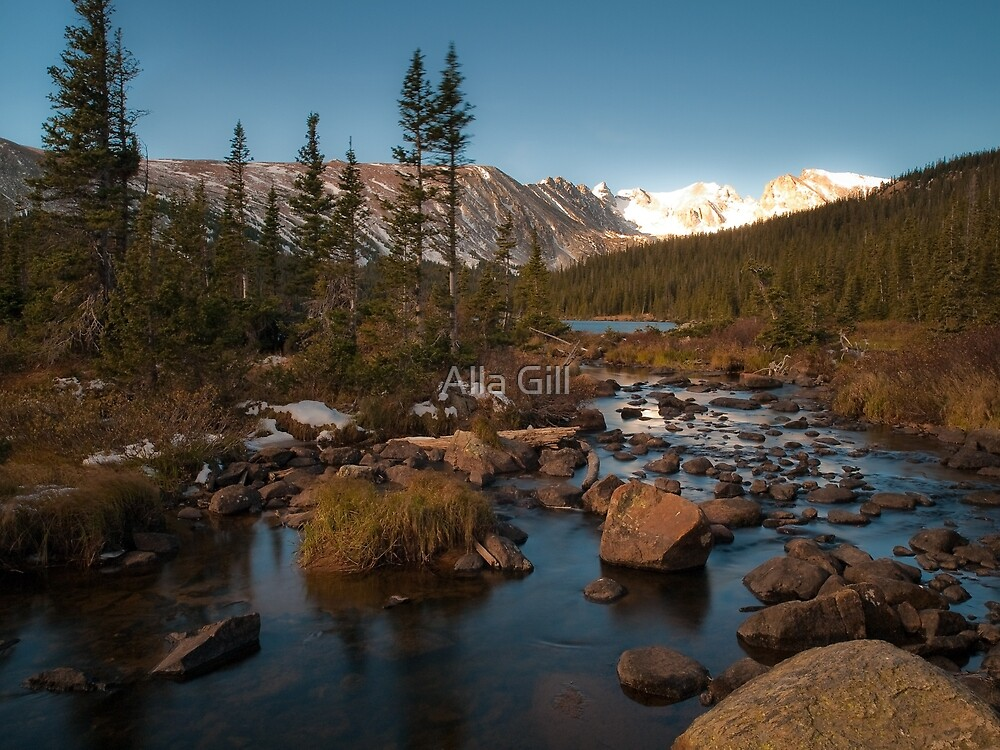 Indian Peaks Wilderness by Alla Gill