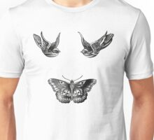 Harry's Tattoos  Unisex T-Shirt