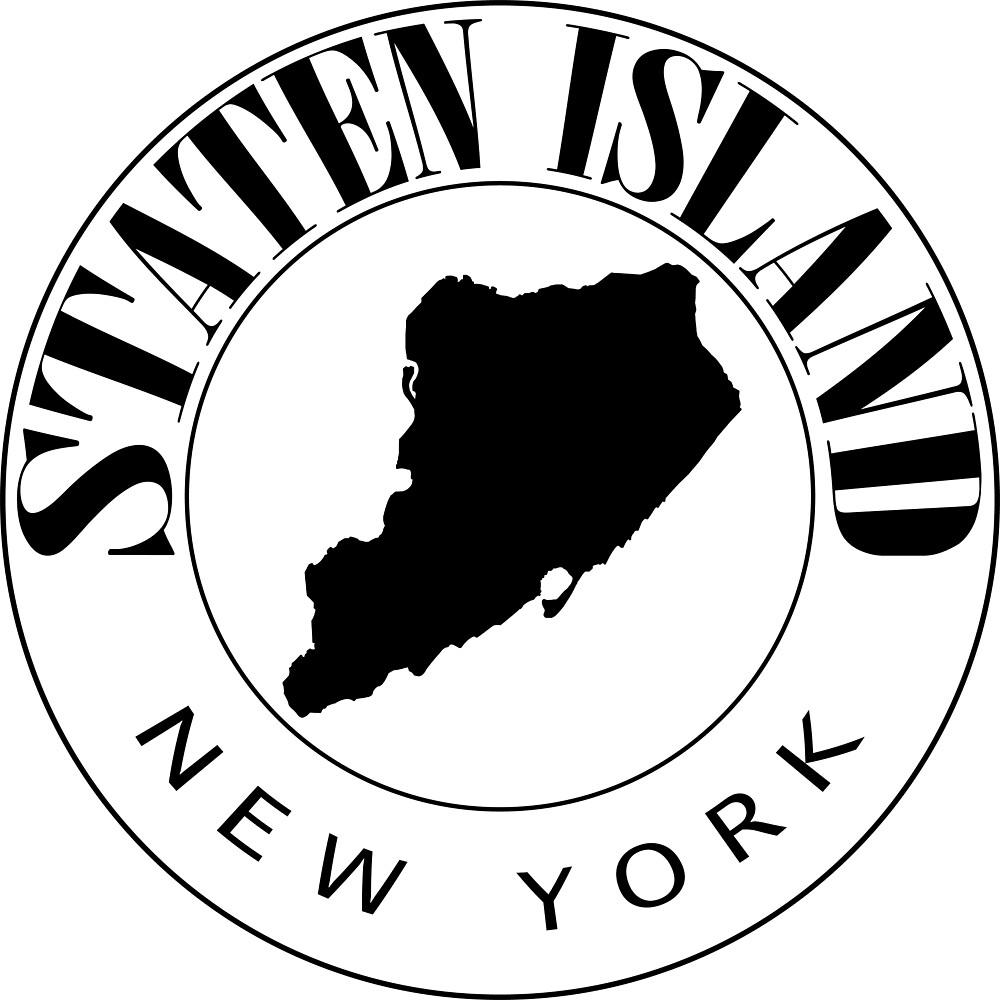 Staten Island Stamp by mbkruth
