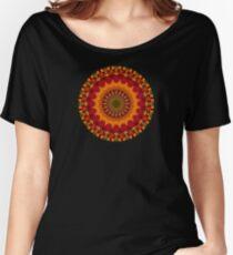 Happi Mandala 33 Women's Relaxed Fit T-Shirt