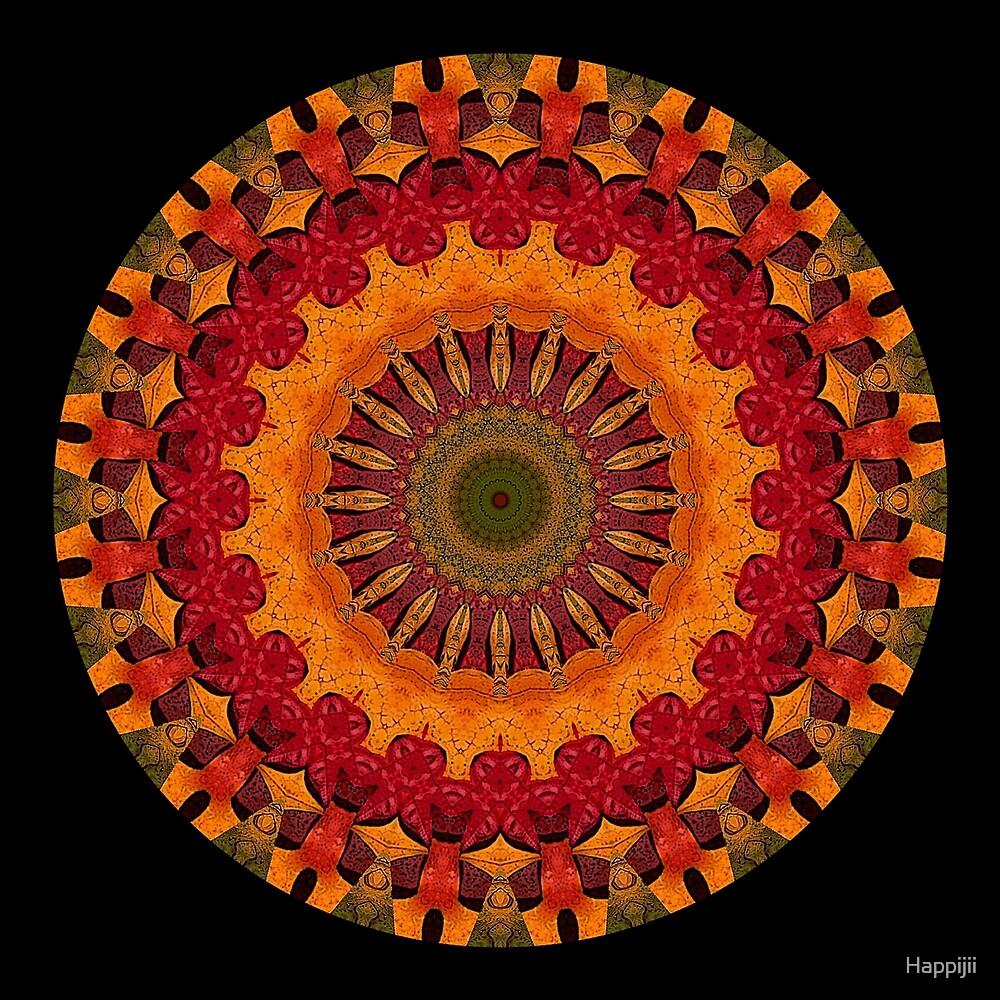 Happi Mandala 33 by Happijii