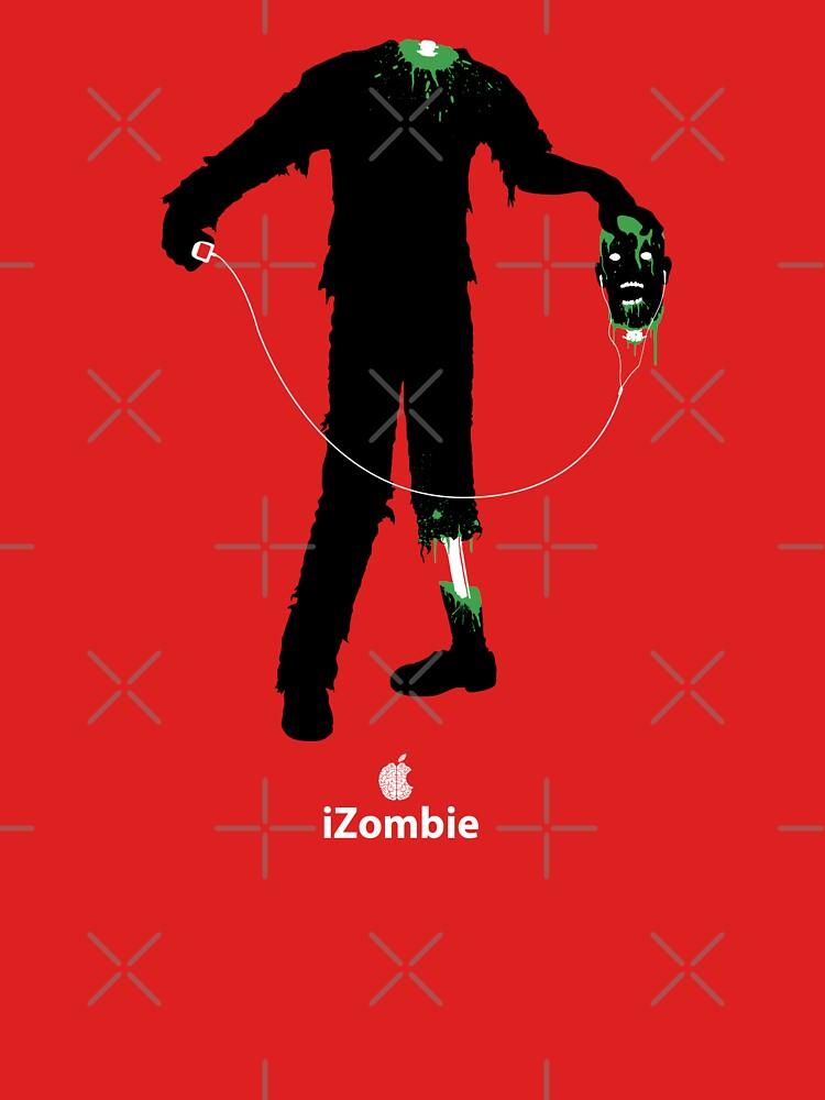 iZombie by RevolutionGFX