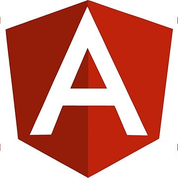 AngularJS Logo by pearlaqua